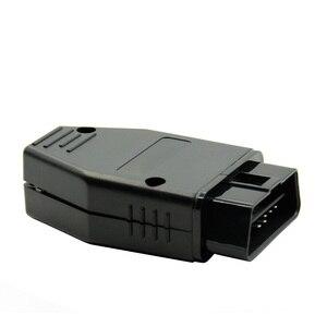Image 5 - 20 adet/grup OBD erkek fişi ile PCB OBD2 16Pin konnektör OBD II adaptörü OBDII konnektörü J1962 soket başlı araba için teşhis değiştirmek