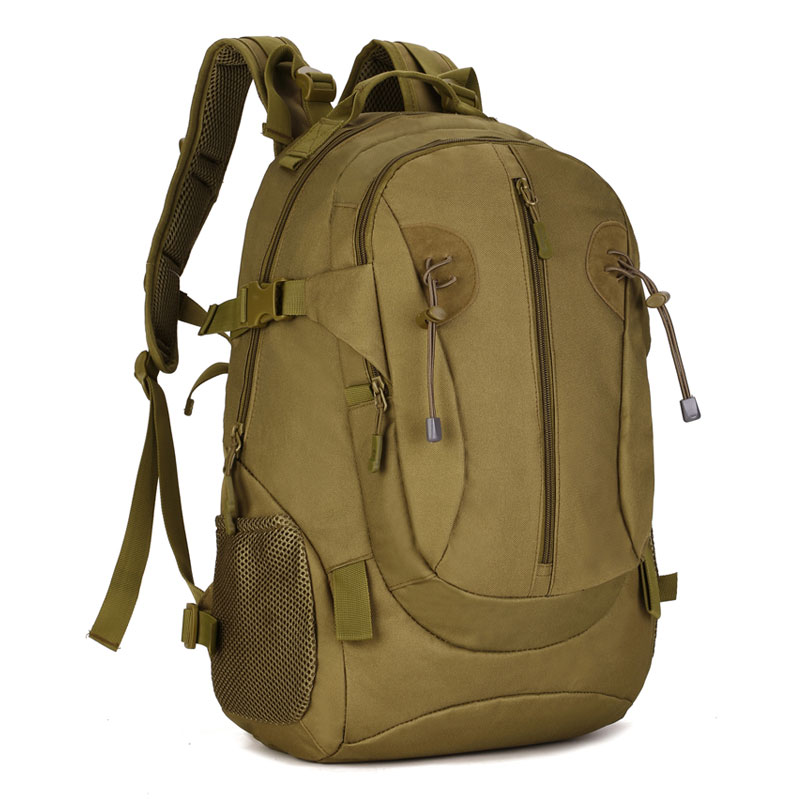 5 Colors 40L Outdoor Sports 3P Bag Tactical Military Large Backpack Rucksacks For Explorer Camping Hiking Trekking Gym Wholesale