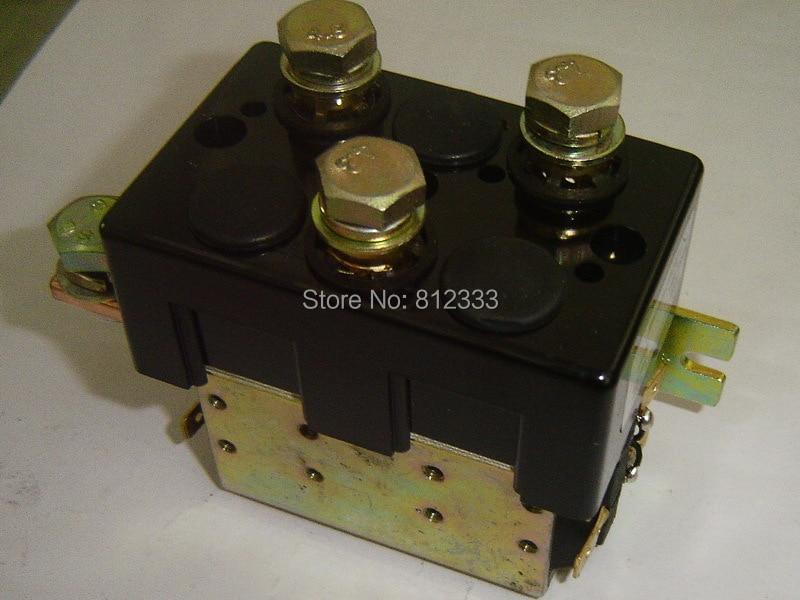 DC88 80 V Контактор постоянного тока ZJWT100A кодер для гольфа следующих вилочный погрузчик вперед обратный контактор