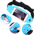 Ginásio cintura clipe case cell phone case bolsa de tela de toque à prova d' água sacos Para Leagoo M5 M5 Além de T1, Venture 1, T1 Plus Z5 Elite Y