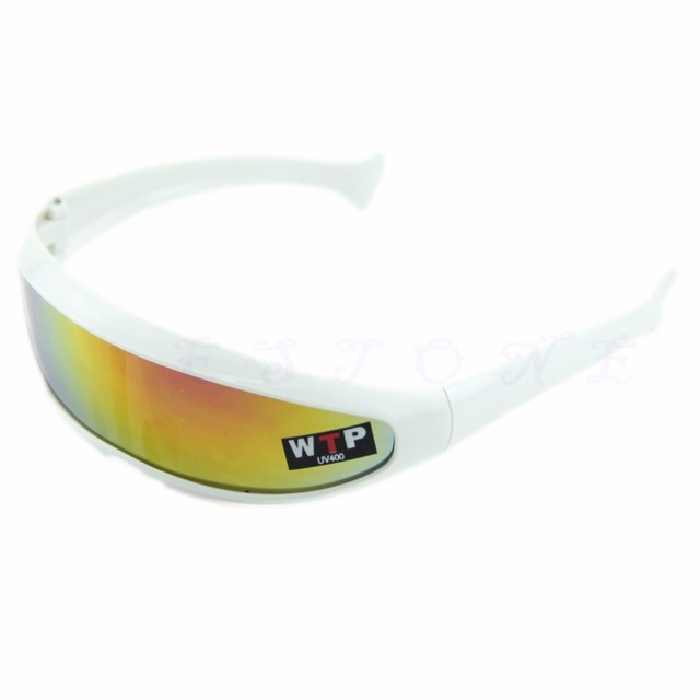 8aa37a847b Motorcycle Bicycle Sunglasses UV400 Anti Sand Wind Protective Goggles  Glasses