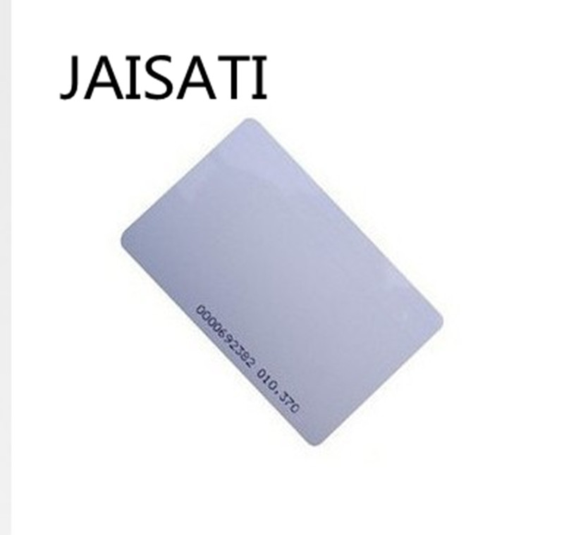 JAISATI NFC Card RFID Smart Tag 1k NTAG215 Chip White Card for All NFC enabled devices Access Control Cards