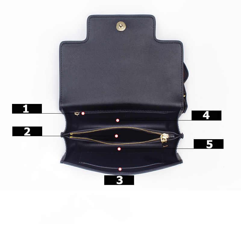 Модная женская сумка через плечо роскошные сумки женские сумки дизайнерские спилок кожа сумка на плечо женская 2018 Bolsa Feminina