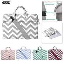 MOSISO Laptop Bag Sleeve 13.3 14 15 15.6 Inch Notebook Bag For Macbook Air Pro 11 13 15 Dell Asus HP Acer Laptop Case Waterproof цена 2017