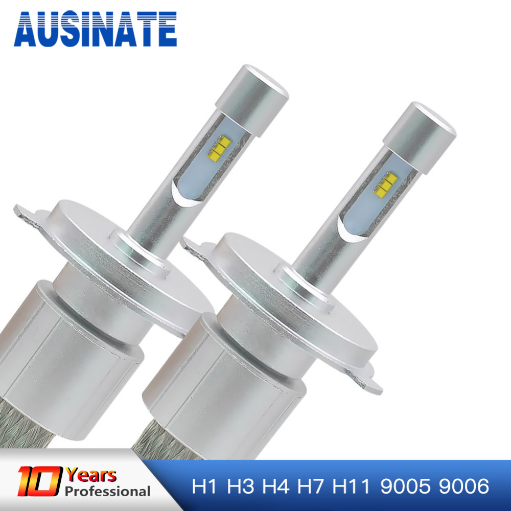 H7 Led H4 H1 H3 H11 H8 H9 9005 9006 HB4 Car LED Headlight 6000K Automobile Headlamp Bulb Fog Lamp Car accessories 90W 10000Lm q2 car headlight h7 led h4 h8 h9 h11 hb3 9005 hb4 9006 9007 h3 h1 880 bulb auto front fog drl bulb automobile headlamp
