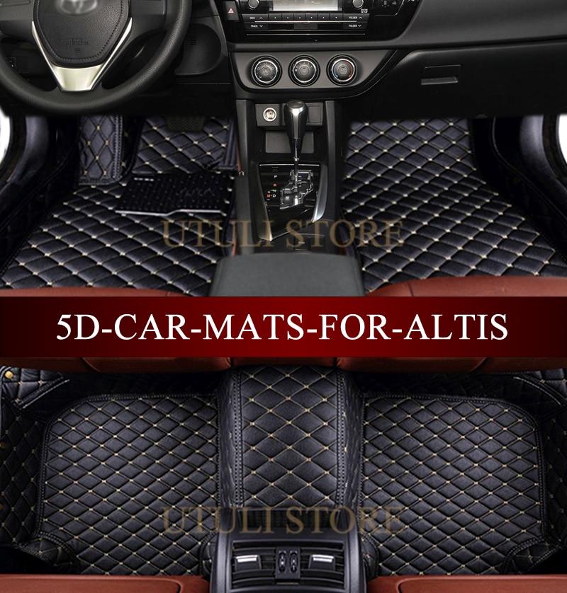 Geamuri din piele pentru masina de toaleta pentru Toyota Corolla - Accesorii interioare auto
