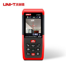 UNI-T UT396B Professional Laser Distance Meters Lofting Test Levelling Instrument Area/Volume Data Storage Max 120m 2MP Camera laser distance meter uni t ut396b 120m laser digital range finder measure area volume with camera auxiliary usb online function