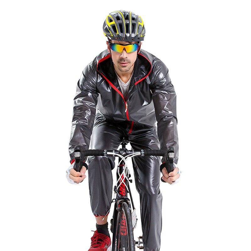 Imperméable ultraléger capuche imperméable Poncho de pluie imperméable veste de pluie pantalon costume de pluie hommes Moto vêtements de pluie housse de Moto