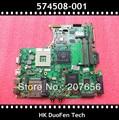 574508 - 001 motherboard para HP ProBook 4510 S 4710 S 4411 s, 100% de trabalho com garantia