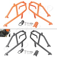 For KTM 1199 1050 Lower Engine Frame Guard Crash Bar Protector 2013 2014 2015 2016 2017