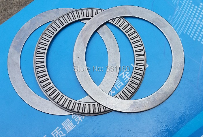 5 Pcs Axial Bearing TC5266 ,Thrust Needle Roller Bearing With Two Washers NTA5266+2TRA5266 Size 82.55*104.78* ( 3.175+2*0.8 ) Mm
