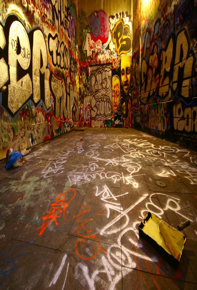 Photography Backdrop Street Graffiti Studio Photography Props