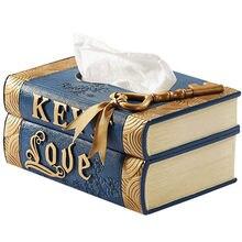 Декоративная домашняя бумажная коробка для хранения влажных салфеток, модная Автомобильная портативная коробка для салфеток LY205