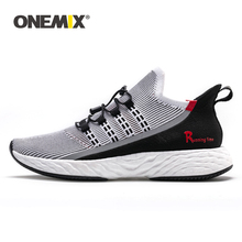 ONEMIX 2020 Vulcanizeรองเท้าเทนนิสรองเท้าผ้าใบผู้ชายฤดูร้อนน้ำหนักเบาสะท้อนแสงกีฬากลางแจ้งCasual Trekkingรองเท้า