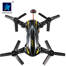 Cheerson Helicopter CX-91A JUMPER 6CH 6Axis UAV With 2MPcamera 8G Card racing drone brushless motors FPV High-speed RC aircraft