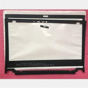 New Original laptop Lenovo THINKPAD T480 LCD Bezel frame + Sticker + Camera Shutter Cover case no IR hole 01YR487