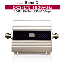 4G LTE DCS 1800 Mobile Signal Booster DCS/LTE 1800 (Band 3) Cell Phone Signal Repeater 4G LTE Network Cellular Signal Amplifier repeater 2 3 4g amplifier cell phone signal booster gd 900 4g lte dcs 1800 mhz umts dual band lte 70db cellular signal amplifier
