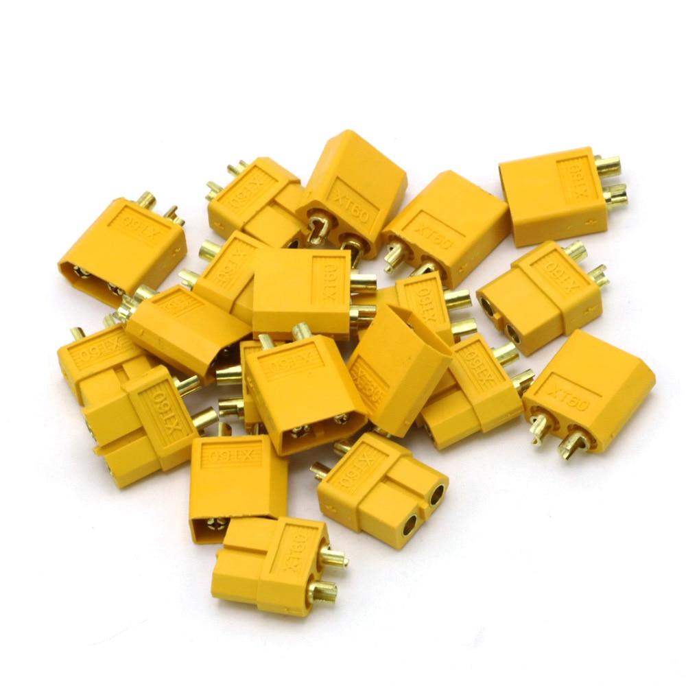 100 пар, высокое качество, XT60 XT-60 XT 60 XT30 XT90, штепсельная вилка, штепсельная Вилка для RC Lipo батареи,, Прямая поставка