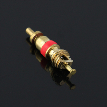 20 pieces copper valve core with 4-in-1 tire valve stem removal tool