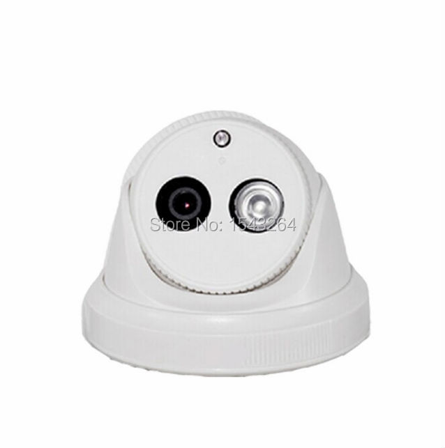 Mini 720P 1080P 1.0 Megapixel  Dome IP Camera Indoor home security Support P2P Android IOS ONVIF H.264 easy plug and play h 264 mini dome ip camera 1080p hd security indoor cctv camera 2mp 1920 1080 ir cut onvif p2p support phone android ios view