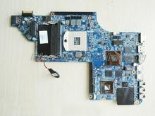 45 days Warranty For hp Pavilion DV7-6000 639392-001 laptop Motherboard for intel cpu with non-integrated graphics card