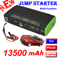 13500mAh 12V Multi Function Mobile Power Bank For Tablets Notebook Phone Car External Rechargeable Battery Backup