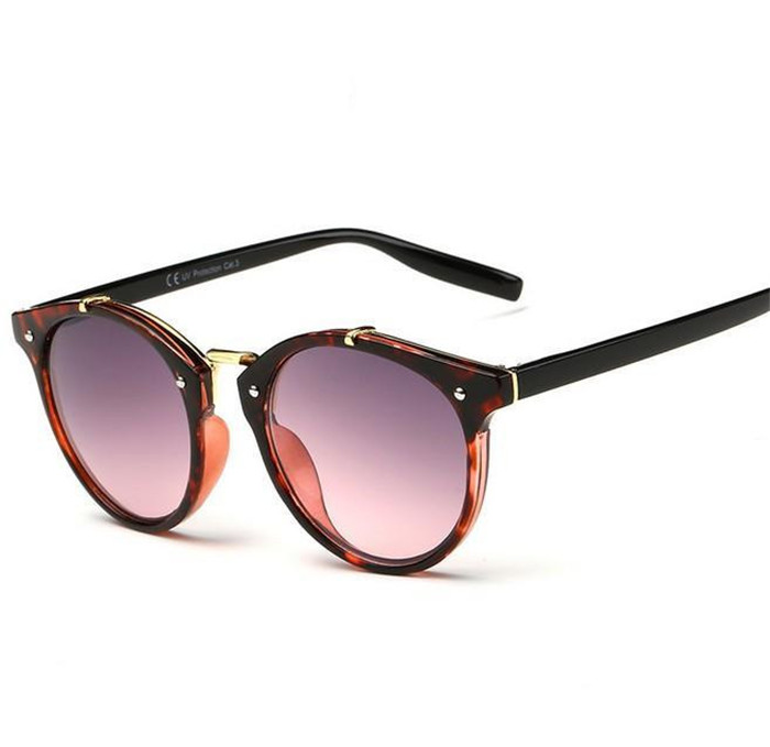 CHUN N11 Vintage Saulesbrilles Sieviešu zīmola dizainers Eyewear - Apģērba piederumi
