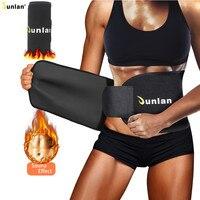 Junlan Slim Waist Trainer Neoprenen Women Body Shaper Tummy Control Modeling Strap Sweat Sauna Suit Workout