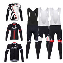Ropa ciclismo hombre 2016 Spring long sleeve cycling jersey men bike clothes bicycle mtb cycling clothing best