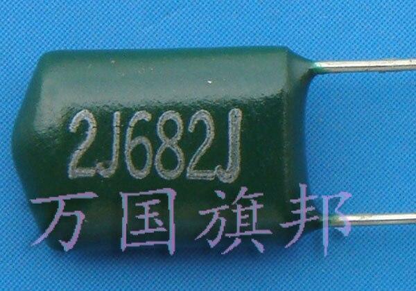 free-delivery-630-v-682-j-fontb0-b-font0068-uf-polyester-capacitor-cl11-fontb2-b-font-j682-fontb3-b-