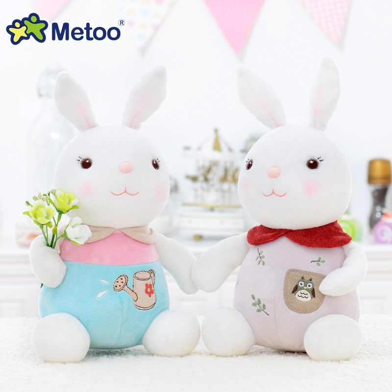 11 Inch Plush Cute Stuffed Small Brinquedos Baby Kids Toys for Girls Birthday Christmas Gift Bonecas Tiramitu Rabbits  Doll 7inch free shipping stiched stuffed animalsl christmas gift the pendant goods for creativity brinquedos kids