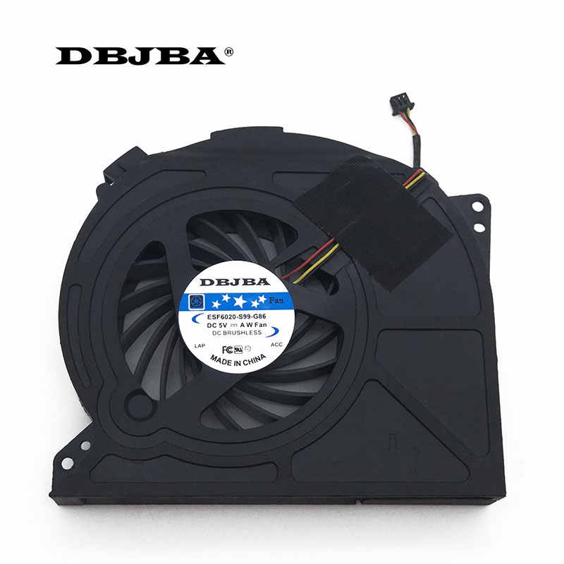 Laptop CPU Cooling Fan For Dell XPS 17 L701X L702X 0XKD45 4JGM7FAWI10 B4488.13.V1.F.GN GB0508PHV1-A