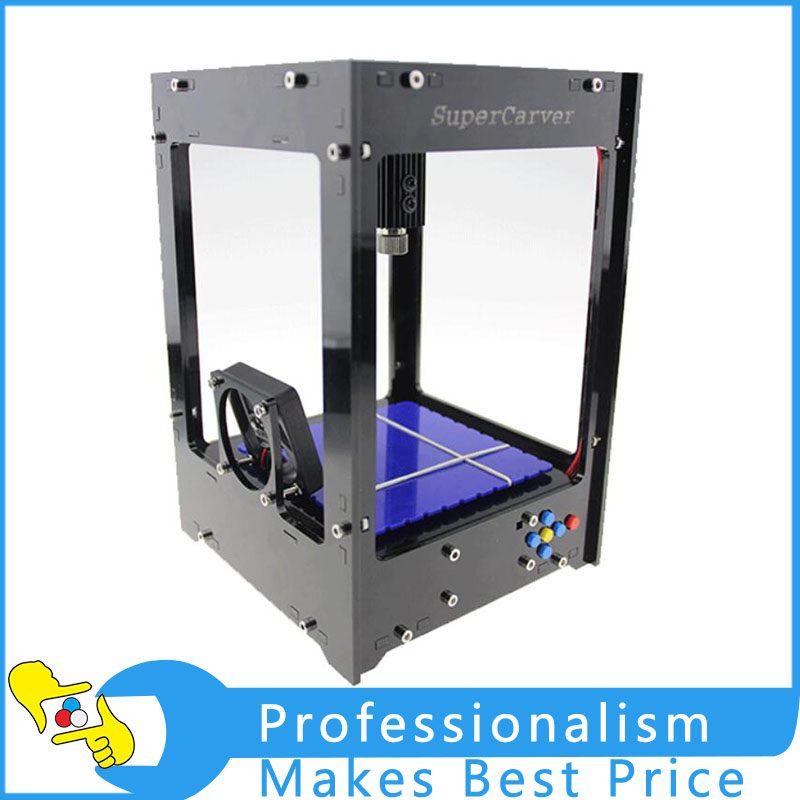 500mW USB Laser Printer Engraver Laser Engraving Cutting Machine Automatic DIY Tool with Protective Glasses laser head owx8060 owy8075 onp8170