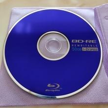 Стандарт Blu-ray диск BD-RE DL 50 Гб BDR 50 г 2X5 шт./партия