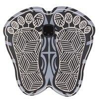 2019 Новое интеллектуальное массажное устройство для ног складная Массажная импульсная Подушечка Для стопы массажер
