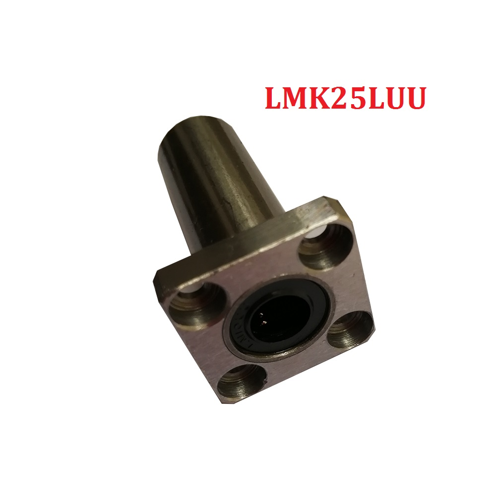 Pack of 1pcs LMK25LUU 25mm Long type Square Flang Type Linear Bearing For 3d Printer Part on fuzzy linear integro deffrential equations of volterra type