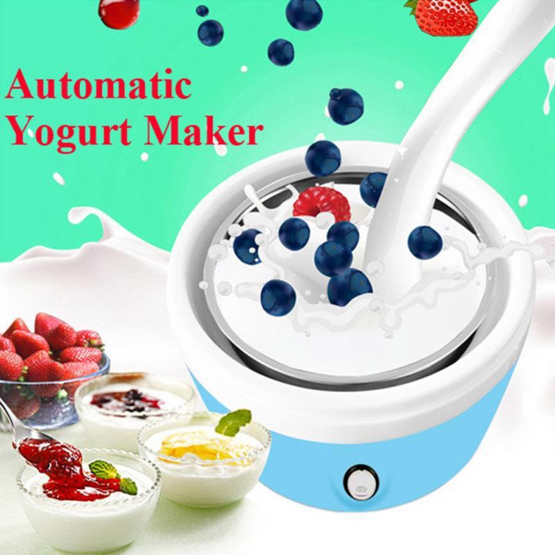 Самодельные йогурты