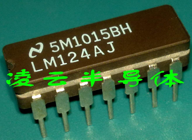 Цена LM124AJ