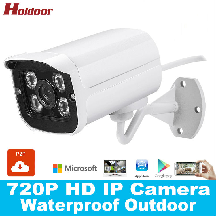ФОТО IP/Network 720P Security System Surveillance Camera with IR LED for Outdoor Indoor Night Vision RJ-45 waterproof Onvif H.264