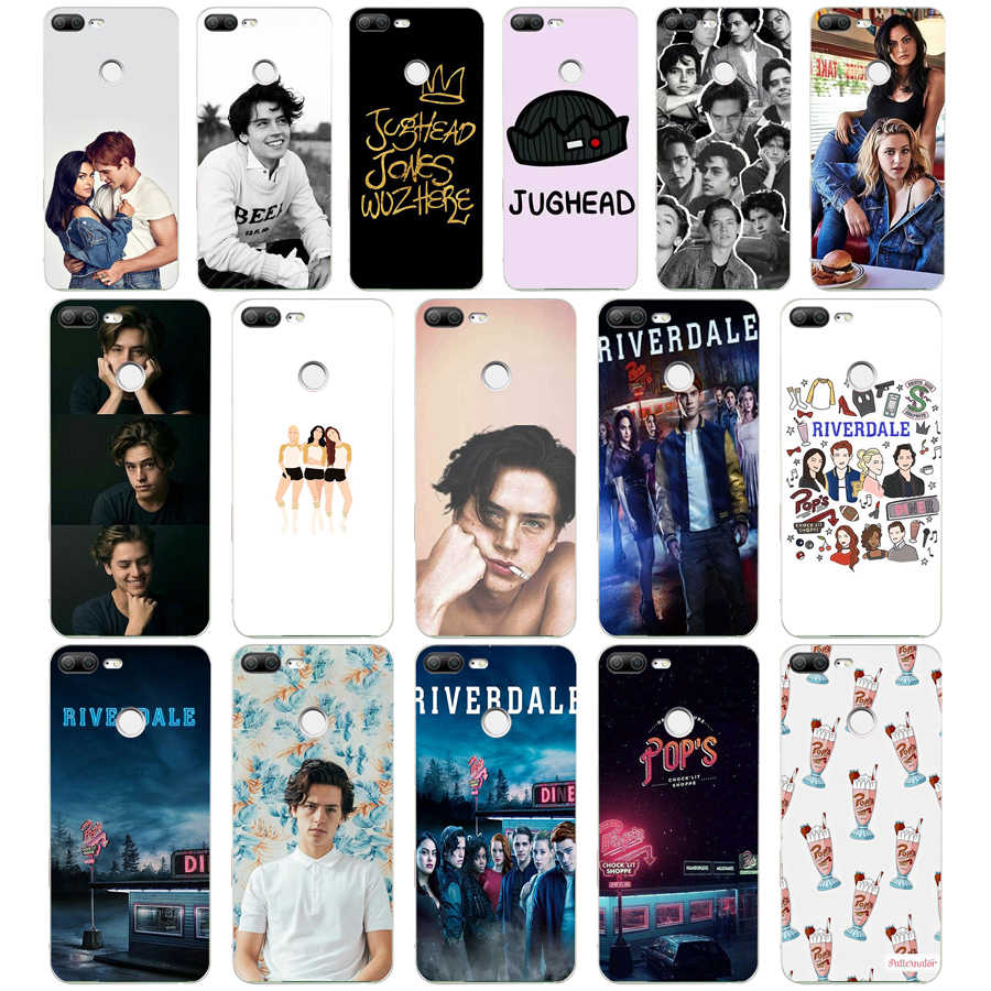 240H American TV Riverdale Soft Silicone Tpu Cover phone Case for huawei Honor 9 Lite 10 p 9 10 lite