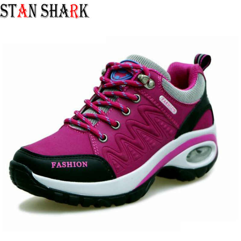 2019 Women shoes Outdoor Walking non-slip Trainers fashion Tenis Feminino Sapato Casual Shoes Sneakers Femme Air Superstar Shoes