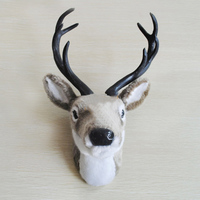 free shipping wall decoration deer head
