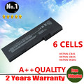 WHOLESALE New 6 CELLS laptop battery for Compaq 2710 2710P Elitebook 2740p Series HSTNN-CB45 HSTNN-OB45 HSTNN-W26C Free shipping