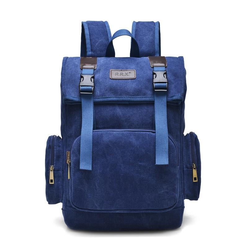 Fashion Men Daily Canvas Backpacks for Laptop Large Capacity Computer Bag Casual Student School Bagpacks Travel Rucksacks пена монтажная mastertex all season 750 pro всесезонная