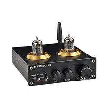 ハイファイ真空 6J1 チューブbluetooth 4.2 デジタルアンプ 50 ワット * 2 CSRA64215 TPA3116 オーディオパワーアンプと高音低音トーンコントロール