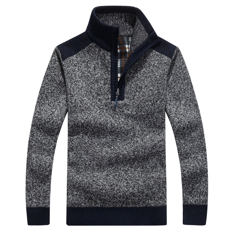 Mens Pullover Sweaters Autumn And Winter Casual knitwear Male ...
