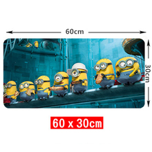 30*60cm Cartoon anime large mouse pad America US dollar UK element Printed office gaming mouse pad L notebook laptop mat