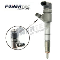 Fuel Injectors OEM 1100200FA130 For Bosch Common Rail Injector 0445 110 718 Spray Nozzle 0 445 110 718 for JAC 0445110718