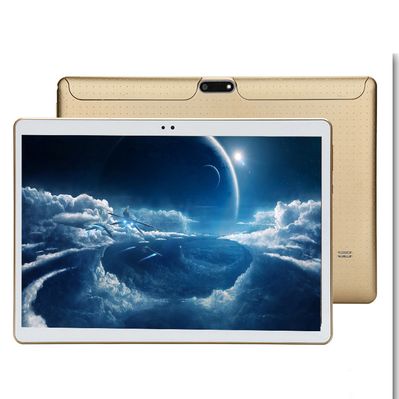 10 Inch Tablet PC 3G Android 8.1 T805C Octa Core Super Tablets 4GB RAM 32GB 64GB 128GB ROM WiFi GPS 10.1 Tablet IPS 1280x800