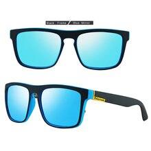 Классические яркие солнцезащитные очки для занятий спортом на